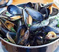 Casey's of Baltimore Mussels