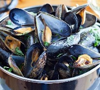 Mussels From Roaring Water Bay