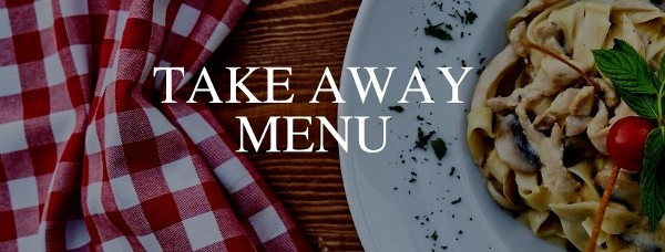 Our Take Away Menu. For orders, call 028 20197   Discontinued