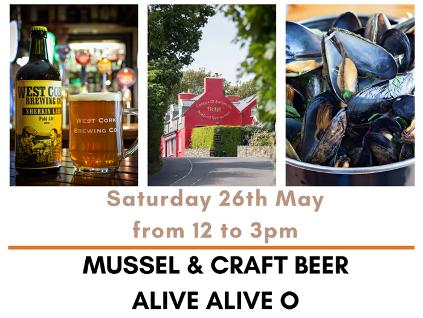 Mussel & Craft Beer Alive alive O