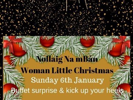 Woman Little Christmas