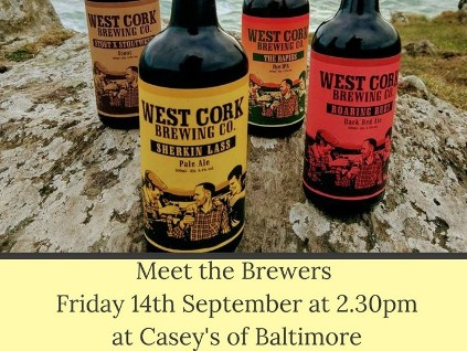 West Cork Brewery Event