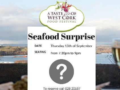 Seafood Surprise